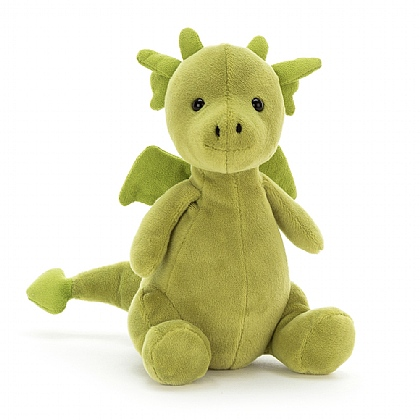 JELLYCAT JADE LITTLE PUFF PLUSH STUFFED ANIMAL