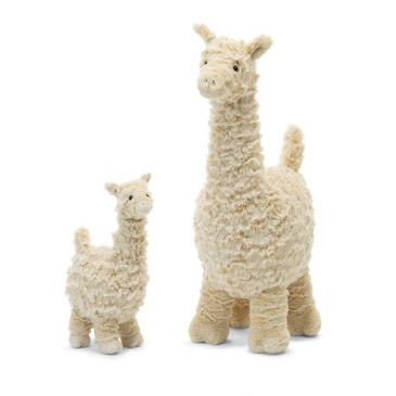 JELLYCAT LARS LLAMAS Plush Stuffed Animal