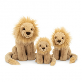 JELLYCAT LEONARDO LION Plush Stuffed Animal