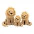 JELLYCAT LEONARDO LION Plush Stuffed Animal