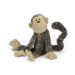JELLYCAT MATTIE MONKEY PLUSH STUFFED ANIMAL