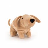 JELLYCAT MELLOW MALLOW DOG PLUSH STUFFED ANIMAL