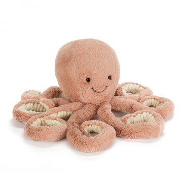 Jellycat Odell Octopus plush stuffed animal