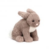 JELLYCAT RILEY BEIGE RABBIT Plush Stuffed Animal