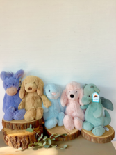 JellyCat Stuffed Animals,