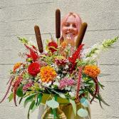 Jersey Fresh Wildflower Flourish
