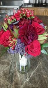 Jewel Brides Bouquet