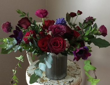 Jewel Tin Arrangement