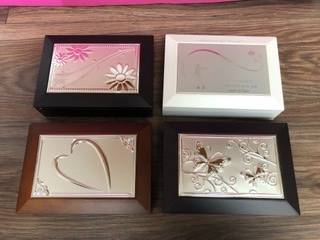Jewellery boxes Personalized engraved gift
