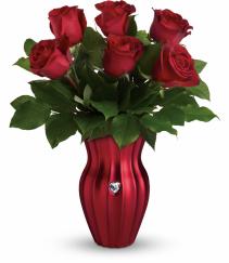 JFDT Heart of a Rose Roses