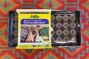 Jiffy Seed Starting Kit  in Hardwick, VT | THE FLOWER BASKET