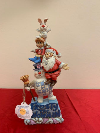 Jim Shore's Frosty the Snowman Christmas Jim Shore