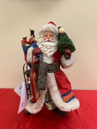 Jim Shore's Possible Dreams Santa Christmas Jim Shore