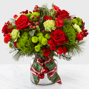 JINGLE BELLS BOUQUET CHRISTMAS