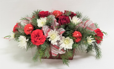 Jingle & Bright  Holiday Bouquet