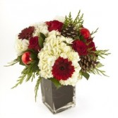 Jingle Vased Arrangement