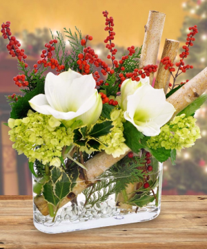 Jingle wood  in Oakville, ON | ANN'S FLOWER BOUTIQUE-Wedding & Event Florist