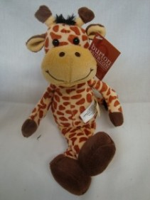 "Add a giraffe to arrangements or cakes,etc. 12"" tall"
