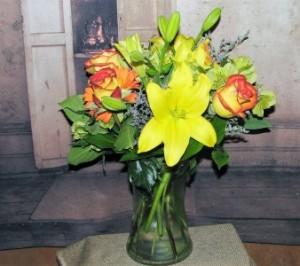 In the Mix   in Stevensville, MT | WildWind Floral Design Studio