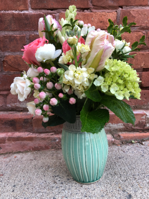 JMV Ceramics Special Fresh arrangement in Victor, NY | HOPPER HILLS FLORAL & GIFTS