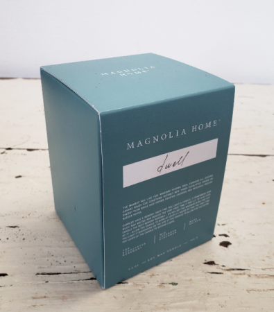 Joanna Gaines' Magnolia Home Boxed Candle
