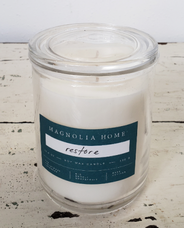 Joanna Gaines' Magnolia Homes Soy Wax Candle