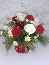 Jolly Christmas Bouquet