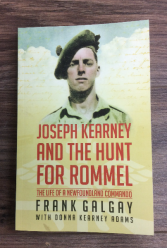 Joseph Kearney and the hunt for Rommel NL books