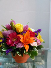 Joy Birthday Arrangement
