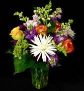 Joy! Burst of Floral Color Design