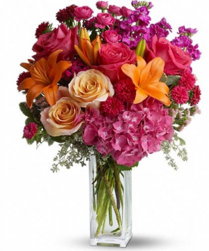 Joy Forever Bouquet  in Chesapeake, VA | Floral Creations