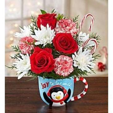 Joy Holiday Mug - Local Delivery