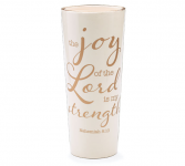 Joy of the Lord Vase