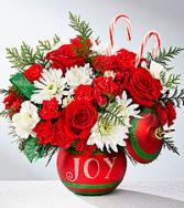 joy ornament xmas