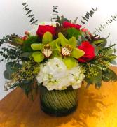 Joy To The World  Flower Arrangement