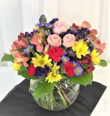Joyful Vase Arrangement