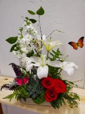 Joyful Garden  Arrangement