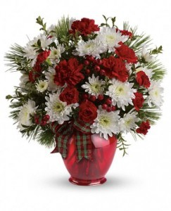 Joyful Gesture Bouquet Christmas