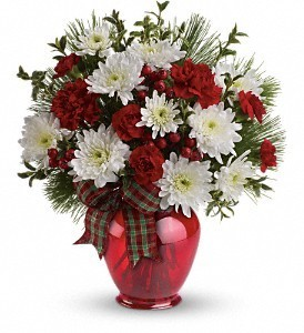 Joyful Jesture Holiday Bouquet