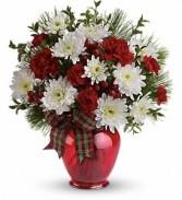 Joyful Gesture Vase Arrangement