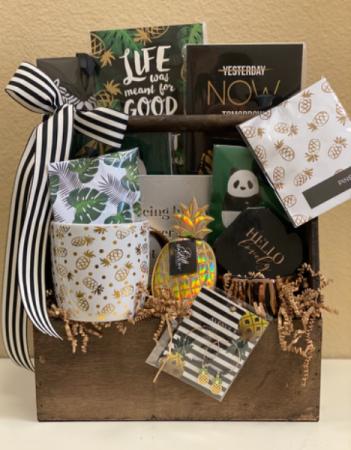 Joyful Gift Basket
