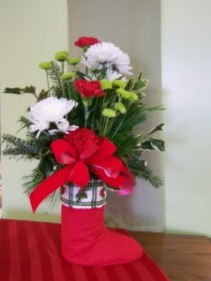 Joyful Joyful Vase Arrangement
