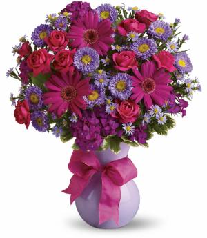 Joyful Jubilee Fresh Arrangement in Rossville, GA | Ensign The Florist