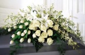 Joyful Memories Casket Spray
