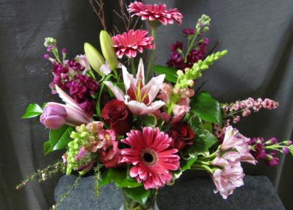 Joyful Memories Vase