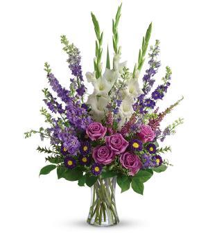Joyful Memory Fresh Arrangement in Rossville, GA | Ensign The Florist