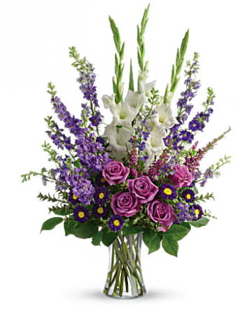 Joyful Memory Sympathy Flowers