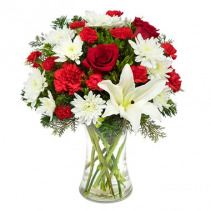 Joyful Wishes Bouquet Arrangement