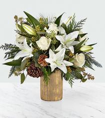 Joyous Greetings Vase