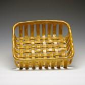 J.Rae Pottery Bread Basket J.Rae Pottery